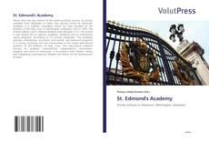 Обложка St. Edmond's Academy