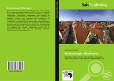 Bookcover of Blankenhagen (Moringen)