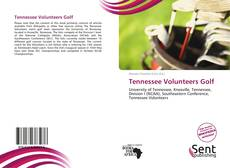 Tennessee Volunteers Golf的封面