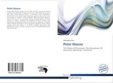 Peter Noone kitap kapağı