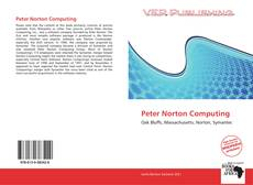 Capa do livro de Peter Norton Computing