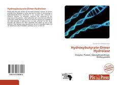 Bookcover of Hydroxybutyrate-Dimer Hydrolase