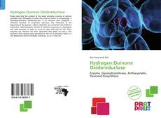 Capa do livro de Hydrogen:Quinone Oxidoreductase