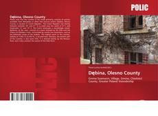 Buchcover von Dębina, Olesno County