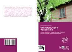 Główczyce, Opole Voivodeship kitap kapağı