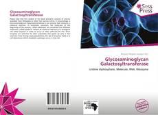 Copertina di Glycosaminoglycan Galactosyltransferase