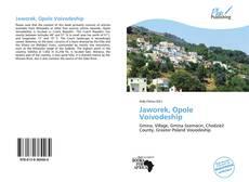Buchcover von Jaworek, Opole Voivodeship