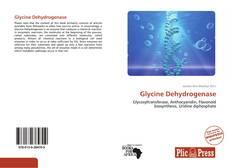 Обложка Glycine Dehydrogenase