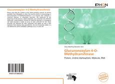 Обложка Glucuronoxylan 4-O-Methyltransferase