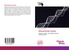 Bookcover of Glucuronan Lyase