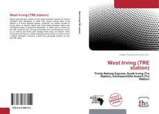 Capa do livro de West Irving (TRE station)