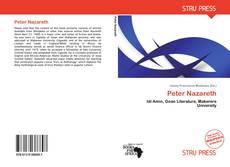 Capa do livro de Peter Nazareth