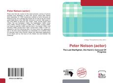Bookcover of Peter Nelson (actor)