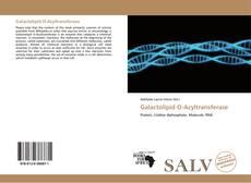 Couverture de Galactolipid O-Acyltransferase