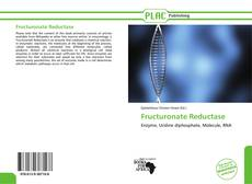 Couverture de Fructuronate Reductase