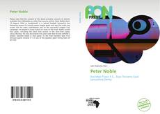 Bookcover of Peter Noble