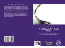 Bookcover of West Killara, New South Wales
