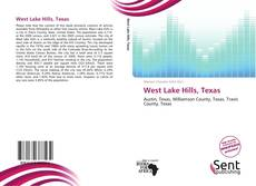 Bookcover of West Lake Hills, Texas