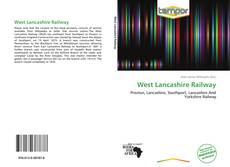 Обложка West Lancashire Railway