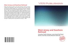 Couverture de West Jersey and Seashore Railroad