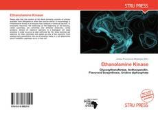 Bookcover of Ethanolamine Kinase