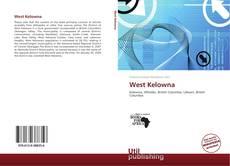 West Kelowna kitap kapağı
