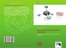 Buchcover von Ent-Copalyl Diphosphate Synthase