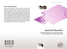 Bookcover of West Kill Mountain