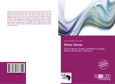 Bookcover of Peter Orner