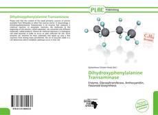 Buchcover von Dihydroxyphenylalanine Transaminase