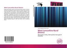 Обложка West Lancashire Rural District