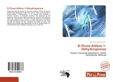 Bookcover of D-Threo-Aldose 1-Dehydrogenase
