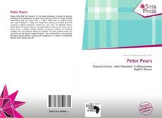 Bookcover of Peter Pears