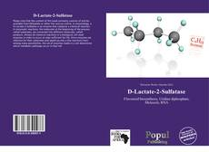 Bookcover of D-Lactate-2-Sulfatase