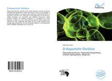 Buchcover von D-Aspartate Oxidase