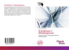 Bookcover of D-Arabinose 1-Dehydrogenase