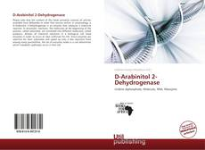Bookcover of D-Arabinitol 2-Dehydrogenase