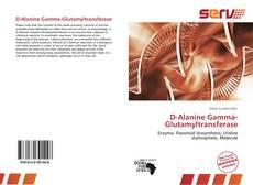 Обложка D-Alanine Gamma-Glutamyltransferase