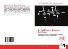 Обложка Cystathionine Gamma-Synthase