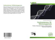 Bookcover of Corticosterone 18-Monooxygenase