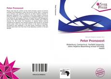 Bookcover of Peter Pronovost