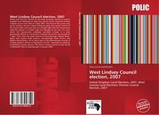 Copertina di West Lindsey Council election, 2007