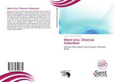 Copertina di West Line, Chennai Suburban