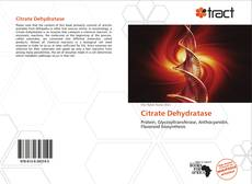Bookcover of Citrate Dehydratase