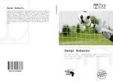 Обложка Sergi Roberto