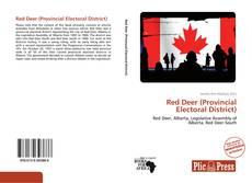 Bookcover of Red Deer (Provincial Electoral District)