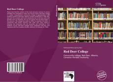 Bookcover of Red Deer College