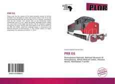 Portada del libro de PRR E6