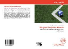 Capa do livro de Sergine Ibrahima Moreau