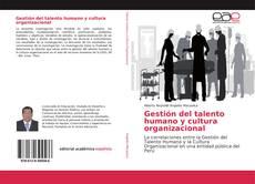Capa do livro de Gestión del talento humano y cultura organizacional